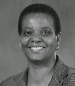 Dr. Kukunda Elizabeth Bacwayo MRPP Steering Committee Representative and Dean School of Post Graduate studies