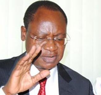 Prof. Rwekaza Mkandala, Vice Chancellor