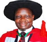 Professor Bonaventure Nkup Haruna, Programme Coordinator